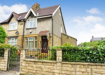 Thumbnail 3 bed semi-detached house for sale in Moorcroft Drive, Bradford