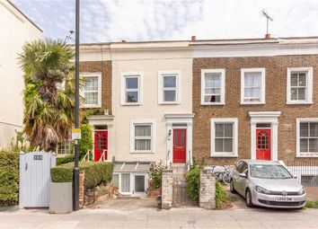 Thumbnail 3 bed terraced house to rent in Askew Road, London