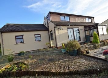 Thumbnail 4 bed detached bungalow for sale in Hainsworth Moor Crescent, Queensbury, Bradford