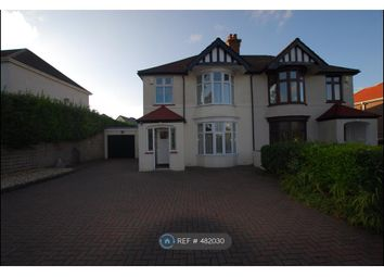 Thumbnail 3 bed semi-detached house to rent in Mayals Road, Mayals, Swansea