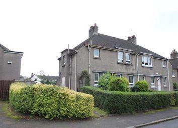 Thumbnail 1 bedroom flat for sale in Morar Place, Renfrew, Renfrewshire