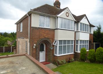 Thumbnail 3 bed semi-detached house for sale in Mossbank Avenue, Luton