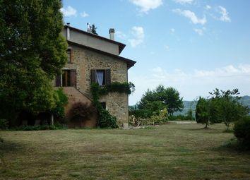Thumbnail 2 bed farmhouse for sale in Canoscio, Trestina, Citta di Castello, Umbria
