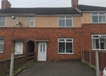 Thumbnail 2 bed semi-detached house to rent in Wignall Road, Sandyford, Stoke On Trent, Staffs