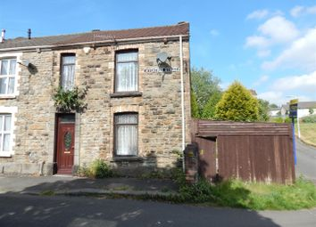 Thumbnail 2 bed end terrace house for sale in Wychtree Street, Morriston, Swansea