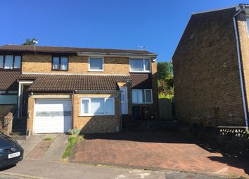 Thumbnail 3 bed semi-detached house to rent in Mountside, Risca