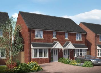 Thumbnail 3 bedroom detached house for sale in The Spitfire, The Station Road, Blaxton, Doncaster