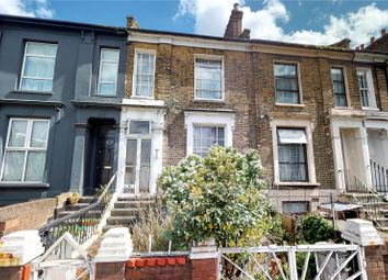 Thumbnail 3 bed terraced house for sale in Dalston Lane, London