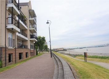 Thumbnail 2 bed flat for sale in The Boulevard, Greenhithe
