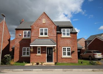 Thumbnail 4 bed detached house for sale in Stephenson Street, Northwich