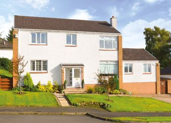 Thumbnail 5 bed detached house for sale in Glen Drive, Helensburgh, Argyll & Bute