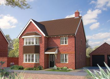 "Thumbnail 5 bed detached house for sale in ""The Oxford"" at The Poppies, Meadow Lane, Moulton, Northwich"