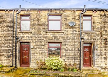 Thumbnail 2 bed terraced house for sale in Cowrakes Road, Lindley, Huddersfield
