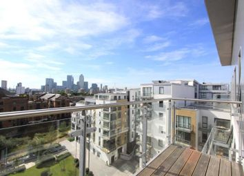 Thumbnail 3 bed flat to rent in Caspian Wharf, Sargasso Court, Yeo Street, London