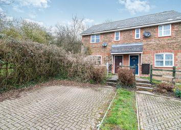 Thumbnail 3 bed cottage for sale in Dines Close, Hurstbourne Tarrant, Andover