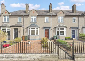 Thumbnail 3 bed terraced house for sale in 63 Saughtonhall Drive, Saughtonhall, Edinburgh