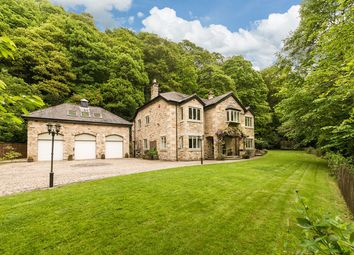 Thumbnail 6 bed country house for sale in Bridge Burn Lodge, Ridley Mill, Northumberland