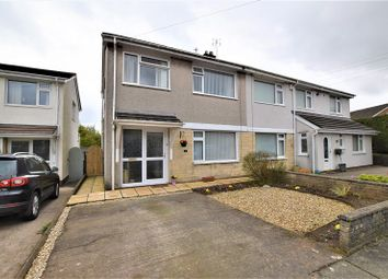 Thumbnail 3 bed semi-detached house for sale in Bryn Bach, Rhiwbina, Cardiff.