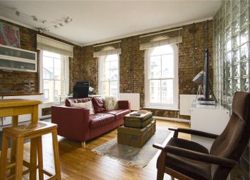 Thumbnail 1 bed flat to rent in Plate House, 3 Burrells Wharf Square, London