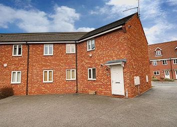 Thumbnail 2 bed flat for sale in Kingscroft Drive, Welton, Brough