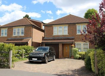 Thumbnail 4 bed detached house to rent in Park Lawn Road, Weybridge