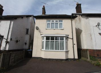 Thumbnail 3 bed detached house for sale in Edward Street, Hinckley