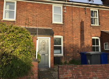 Thumbnail 3 bedroom terraced house to rent in Out Northgate, Bury St Edmunds, Suffolk