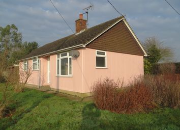 Thumbnail 3 bedroom detached bungalow for sale in Spexhall, Halesworth