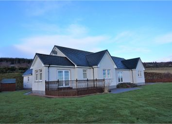 Thumbnail 4 bed detached bungalow for sale in Ruisaurie, Beauly