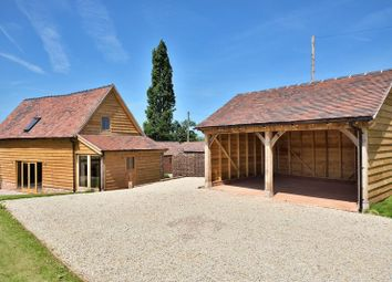 Thumbnail 5 bed barn conversion for sale in Leddington, Dymock