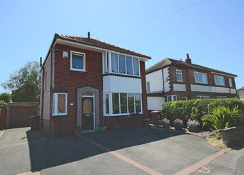 Thumbnail 3 bed detached house for sale in Flag Lane, Penwortham, Preston