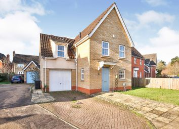 4 bed detached house for sale in Heyford Road, Old Catton, Norwich NR6