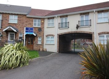 Thumbnail 1 bed flat for sale in Mount Eagles Lodge, Dunmurry, Belfast