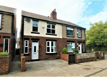 Thumbnail 3 bed semi-detached house for sale in Brierley Road, Shafton, Barnsley, South Yorkshire