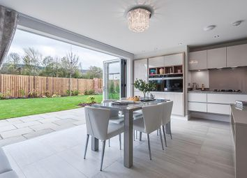"Thumbnail 4 bed detached house for sale in ""The Norbury"" at Wellfield Road North, Wingate"