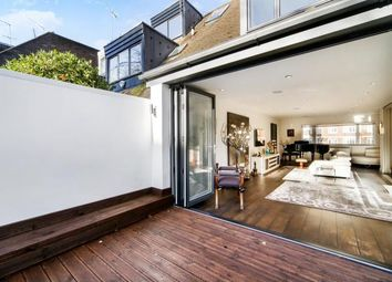 Thumbnail 3 bed terraced house for sale in Logan Place, London