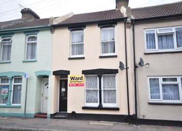 Thumbnail 3 bed terraced house to rent in Salisbury Road, Chatham