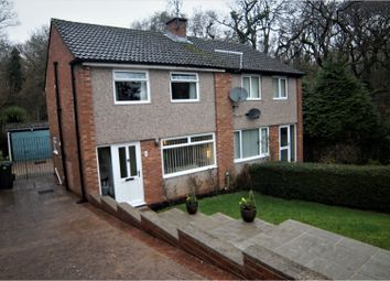 Thumbnail 3 bed semi-detached house for sale in Dynevor Road, Penylan