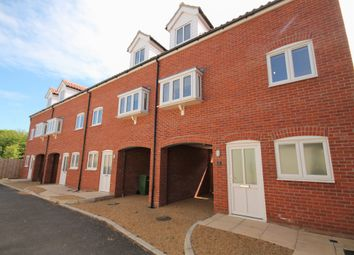 Thumbnail 3 bed town house for sale in Edmonds Way, Stalham, Norwich