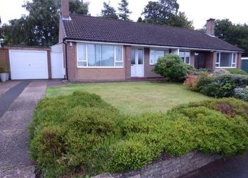 Thumbnail 3 bed semi-detached bungalow for sale in Greencroft, Brampton, Cumbria