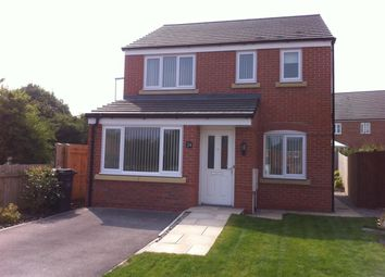 Thumbnail 4 bed detached house to rent in Brent Close, Milliners Green, Newcastle-Under-Lyme
