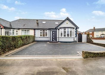 4 bed semi-detached bungalow for sale in Pemberton Gardens, Chadwell Heath, Romford RM6