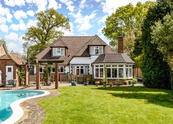 Thumbnail 5 bedroom detached house for sale in Tanners Lane, Chalkhouse Green