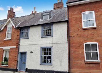 Thumbnail 3 bedroom cottage for sale in Sparhawk Street, Bury St. Edmunds