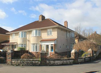 Thumbnail 4 bed semi-detached house for sale in Weston-Super-Mare, North Somerset