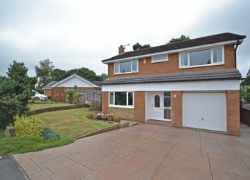 Thumbnail 4 bedroom detached house for sale in Wood Mount, Overton, Wakefield