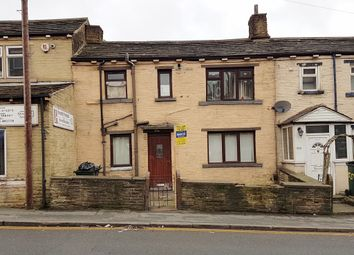 Thumbnail 3 bed terraced house to rent in Great Horton Road, Bradford