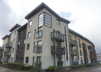 Thumbnail 3 bed flat to rent in St Stephens Court, Maritime Quarter, Swansea