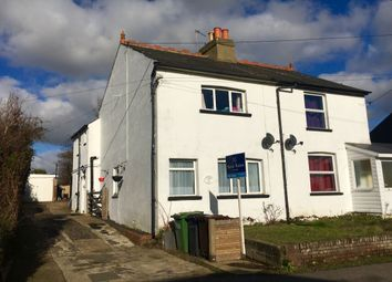 Thumbnail 3 bed semi-detached house for sale in Main Road, Icklesham, Winchelsea