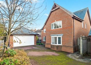 Thumbnail 4 bed detached house for sale in Troon House, Windmill Lane, Ashbourne